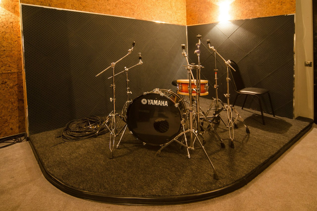 16 - Большая акустическая комната