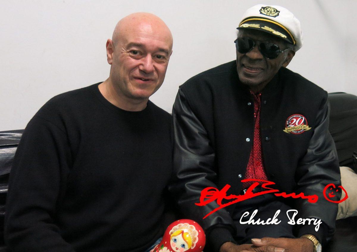 Chuck Berry 1 - В возрасте 90 лет умер один из родоначальников рок-н-ролла Чак Берри.