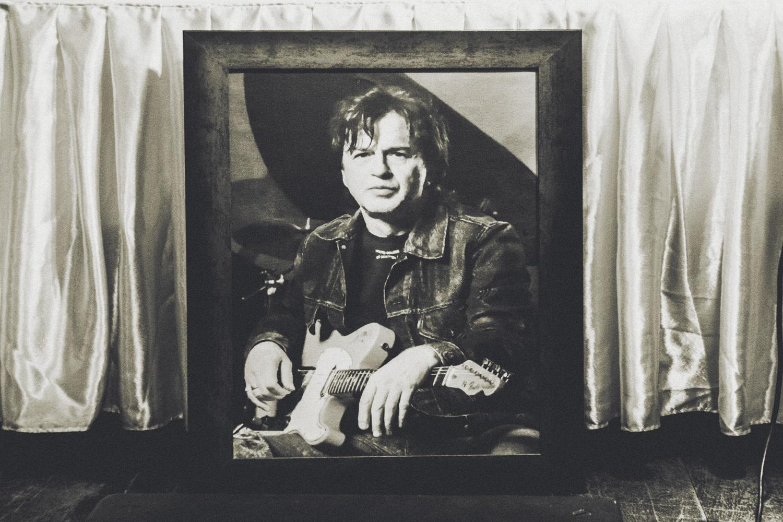 IMG 0110 2 1 - 26 марта в ресторане Архив прошел вечер памяти выдающегося музыканта Александра Барыкина.