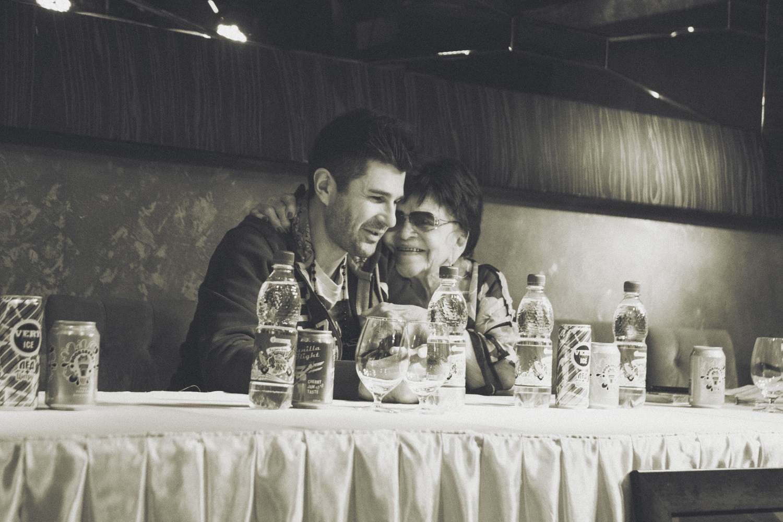 IMG 0121 2 1 - 26 марта в ресторане Архив прошел вечер памяти выдающегося музыканта Александра Барыкина.