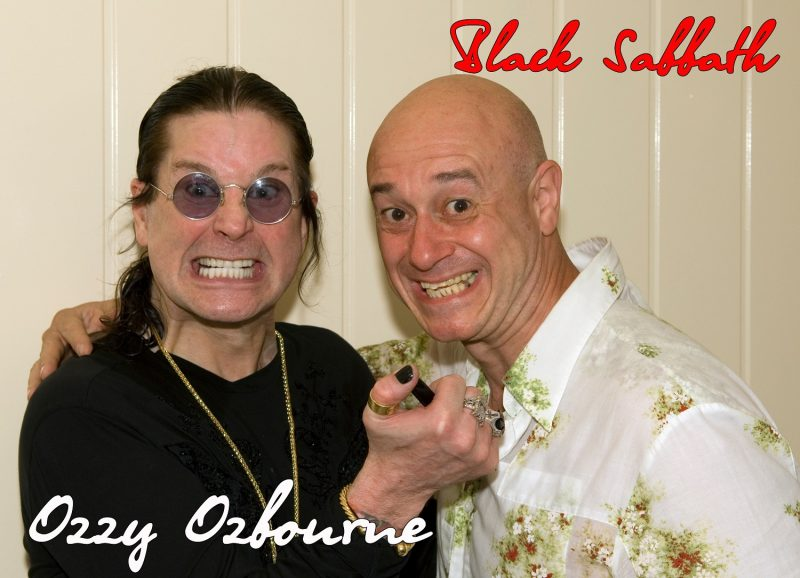 Ozzy Ozbourne - Оззи Осборн заявил, что рок-н-ролл не умер, потому что сам Оззи всё ещё жив.