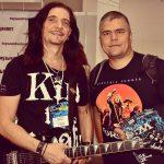 chetvergov2609 150x150 - великий российский гитарист Дмитрий Четвергов пишется на студии Игоря Сандлера