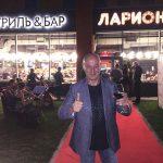 sandler larionov kofe10 150x150 - Игорь Сандлер в гостях у легенды русского хоккея!