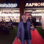 sandler larionov kofe11 150x150 - Игорь Сандлер в гостях у легенды русского хоккея!
