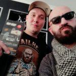 рома жиган 29031815 150x150 - известный хип-хоп исполнитель Рома Жиган у нас в студии