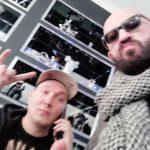 рома жиган 2903189 150x150 - известный хип-хоп исполнитель Рома Жиган у нас в студии