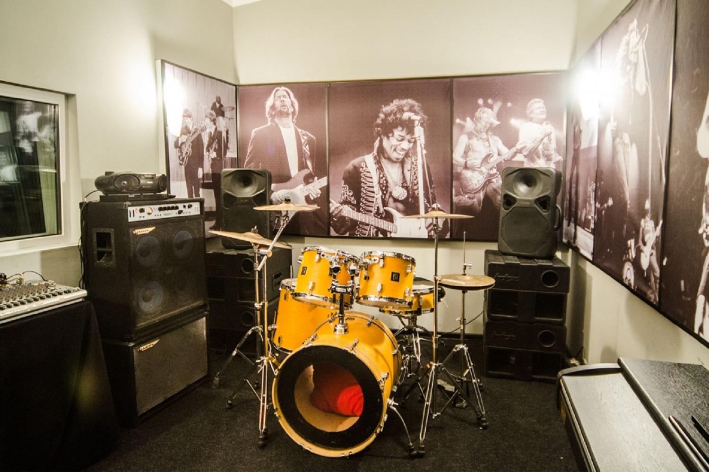 малая 1 - Малая акустическая комната