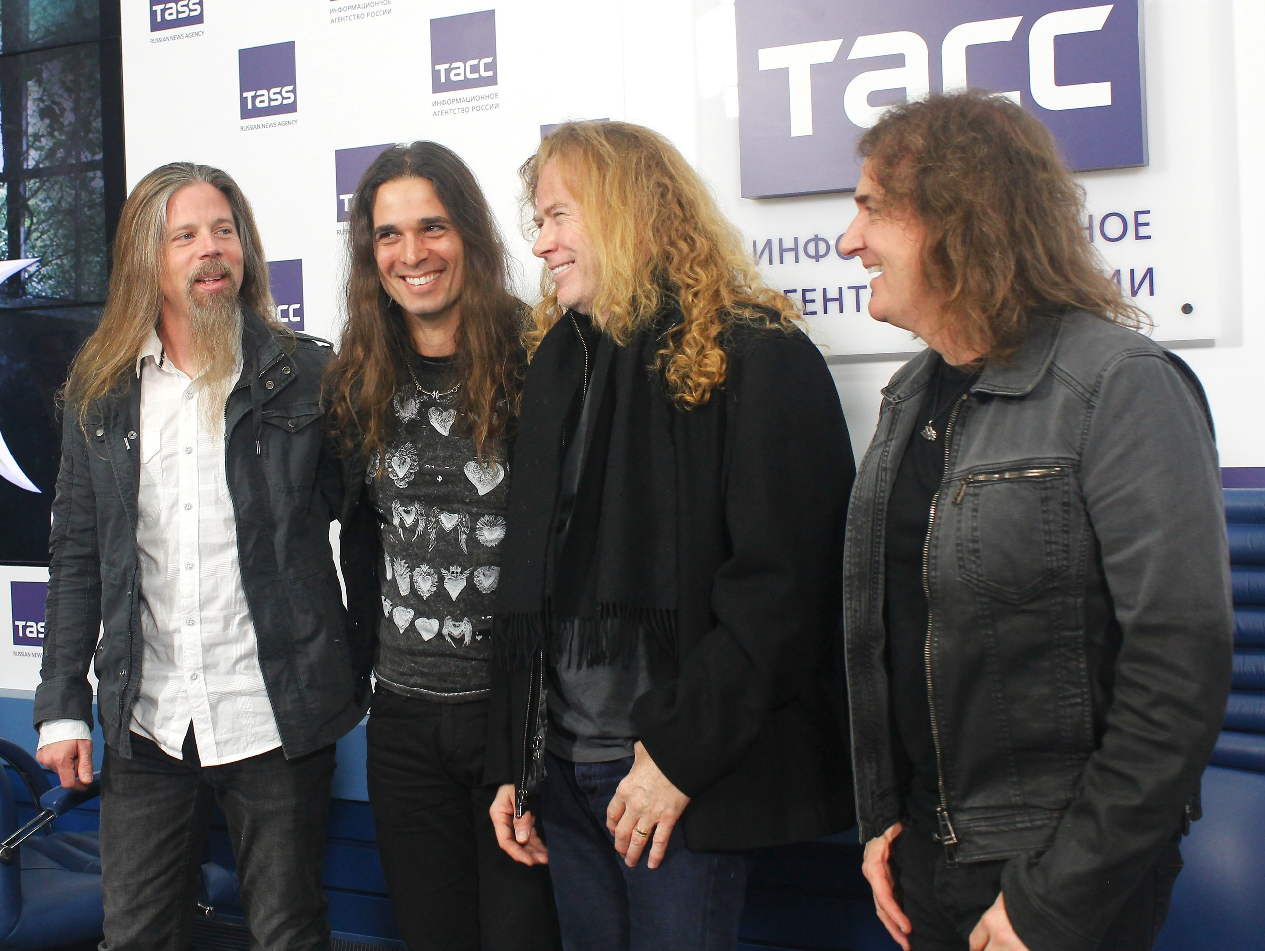 t4Gu6yqdYcI - Продюсерский Центр Игоря Сандлера побывал на пресс-конференции Megadeth