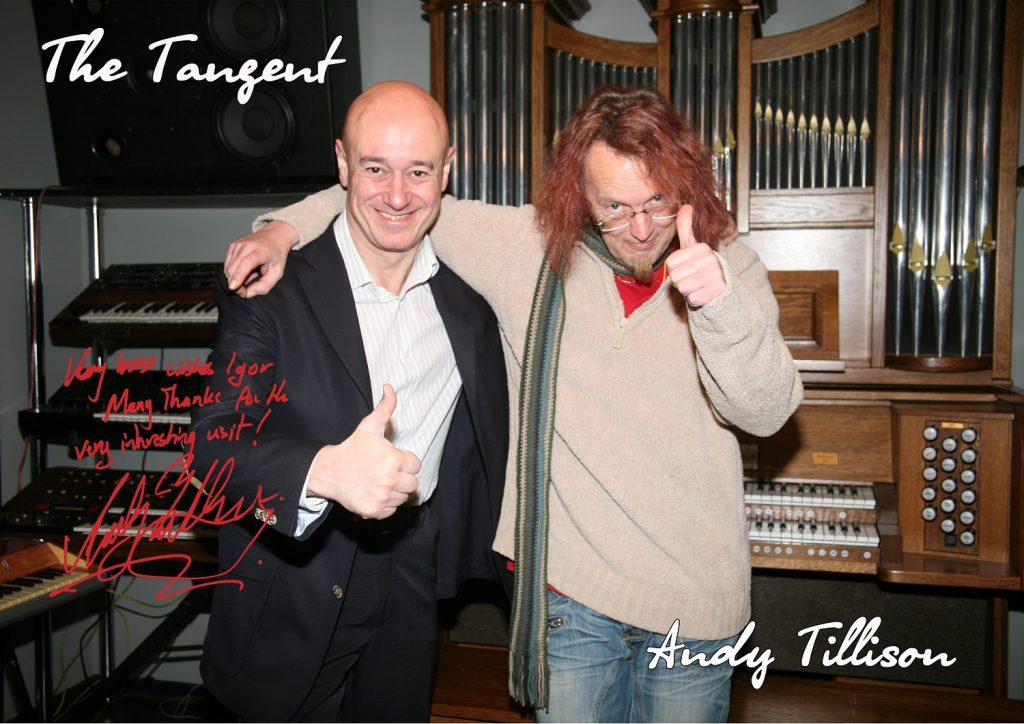 Andy Tillison 1024x724 - Фотогалерея