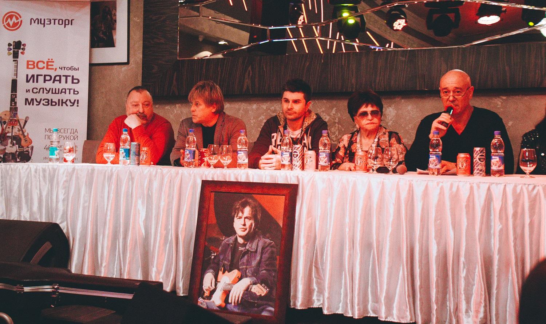 IMG 0162 2 - 26 марта в ресторане Архив прошел вечер памяти выдающегося музыканта Александра Барыкина.