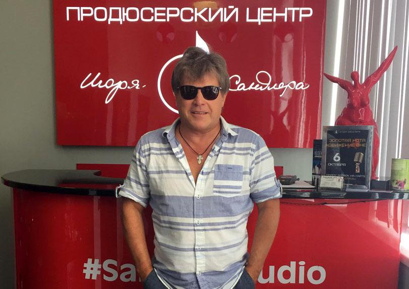 alexseyglizin sandler - Алексей Глызин провел репетицию в нашем центре