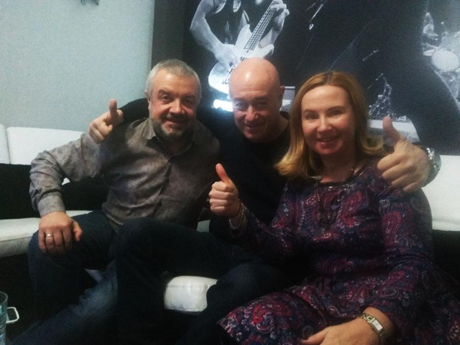 сандлер и madeo2 - кофейная компания MADEO в гостях у продюсера Игоря Сандлера