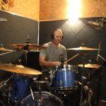 photo081117 30 150x150 - экс-ударник группы РОНДО Николай Сафонов пишет у нас на студии ИГОРЯ САНДЛЕРА свой новый музыкальный проект.