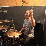photo081117 37 150x150 - экс-ударник группы РОНДО Николай Сафонов пишет у нас на студии ИГОРЯ САНДЛЕРА свой новый музыкальный проект.
