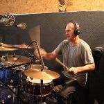 photo081117 38 150x150 - экс-ударник группы РОНДО Николай Сафонов пишет у нас на студии ИГОРЯ САНДЛЕРА свой новый музыкальный проект.