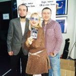 охотники 191217 мадео 150x150 - Николай Валуев в гостях в Продюсерском центре Игоря Сандлера!