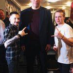 охотники 19121710 150x150 - Николай Валуев в гостях в Продюсерском центре Игоря Сандлера!