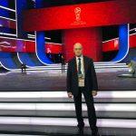 IMG 20171201 WA0205 150x150 - Игорь Сандлер принял участие в жеребьёвке Чемпионата Мира 2018 года в Кремле