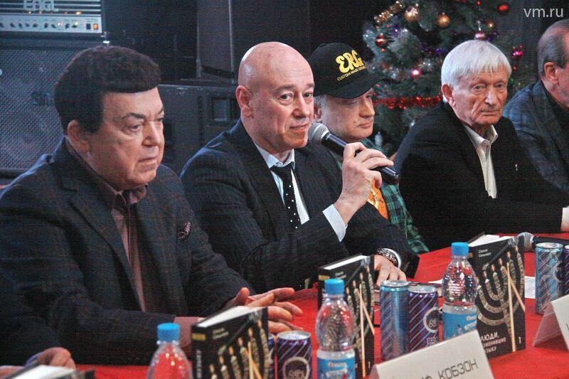 TjzNXNNsSI - 4 декабря в Продюсерском центре Игоря Сандлера прошла презентация книги «Люди, изменившие музыку».