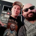 рома жиган 29031812 150x150 - известный хип-хоп исполнитель Рома Жиган у нас в студии